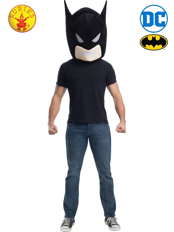 Batman Mascot Mask - Adult - Party Savers