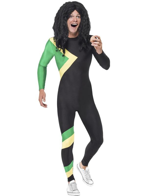 Mens Costume - Jamaican Hero