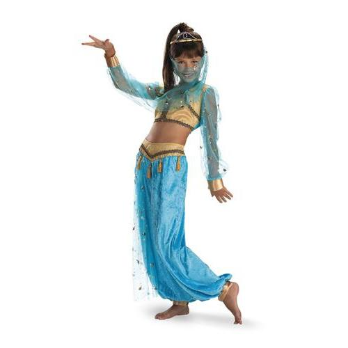 Girls Costume - Mystical Genie Costume - Party Savers