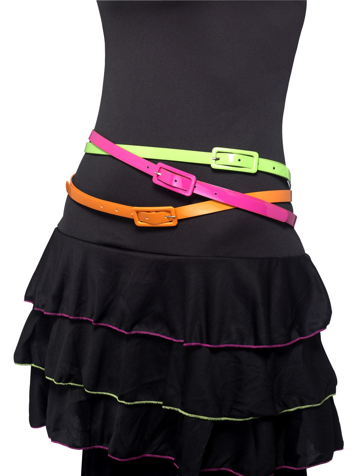 Neon Neon Belts - Party Savers