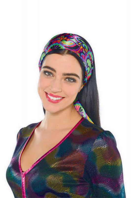 Disco Fever Scarves 10pk - Party Savers