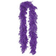 Purple Feather Boa - Party Savers