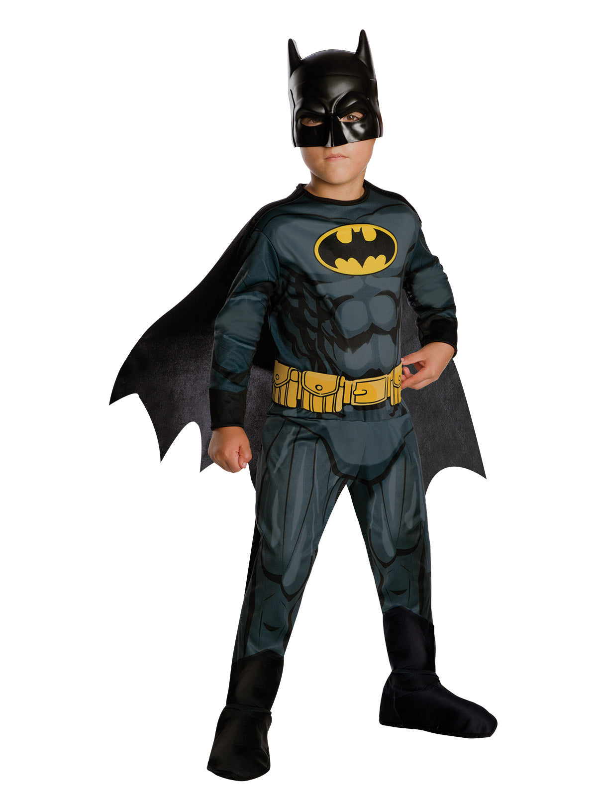 Boys Costume - Batman Classic - Party Savers