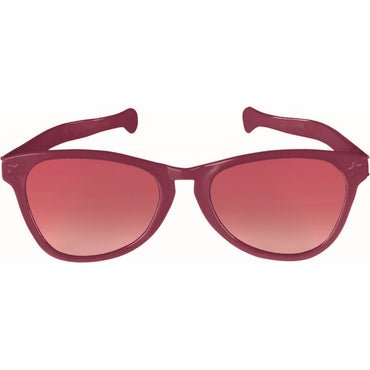 burgundy-jumbo-glasses