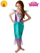 Girls Costume - Ariel Gem Princess