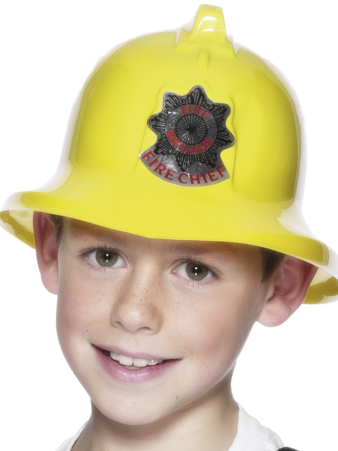 Yellow Fireman Hat - Party Savers