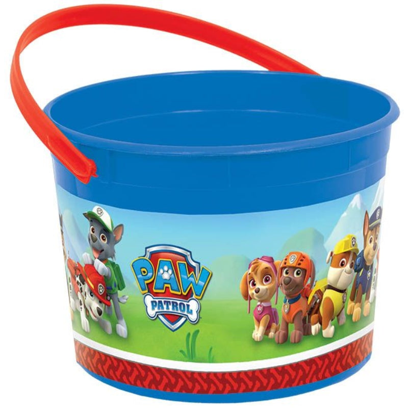 Paw Patrol Container - Party Savers