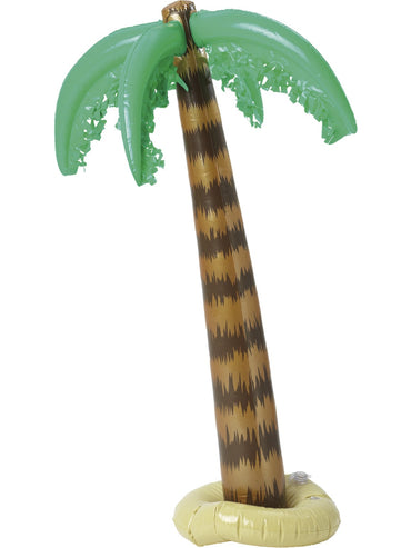 Brown Palm Tree 90cm - Party Savers