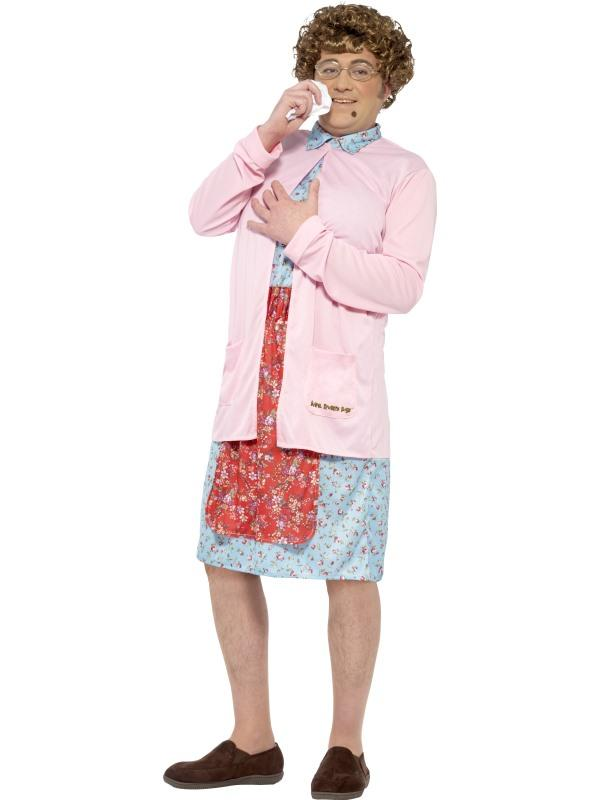 Mens Costume - Mrs Brown Padded