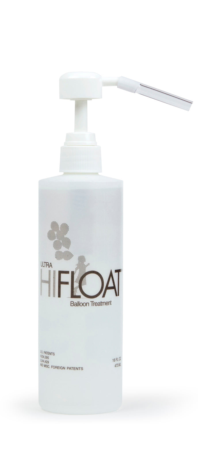 Hi Float Bottle&Pump Kit 473ml