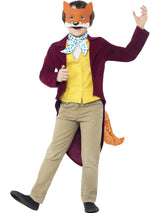 Boys Costume - Roald Dahl Fantastic Mr Fox
