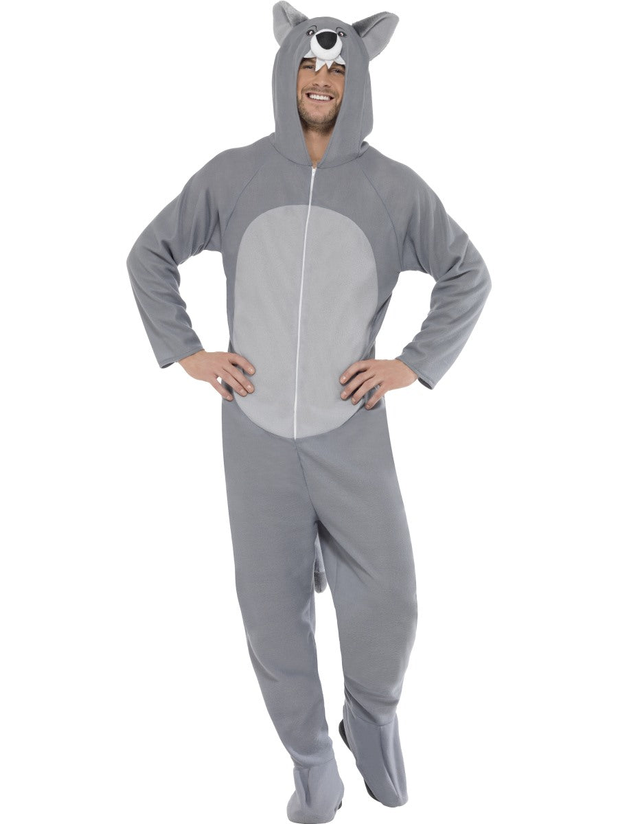 Men's Costume - Wolf - Party Savers