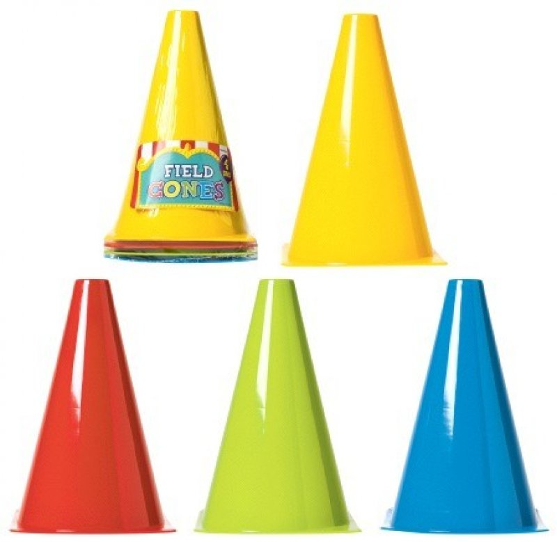 Field Cones Game