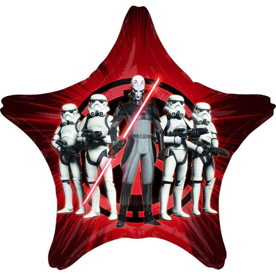 Star Wars Rebels SuperShape Foil Balloon - Party Savers
