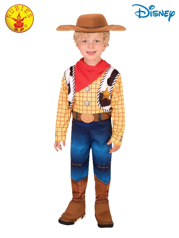 Boys Costume - Woody Deluxe Toy Story 4