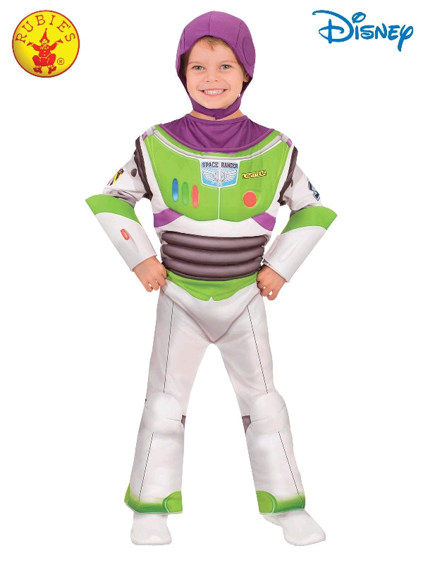 Boys Costume - Buzz Toy Story 4 Deluxe - Party Savers
