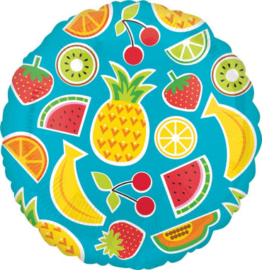 Fruit Tropical Foil Balloon 45cm