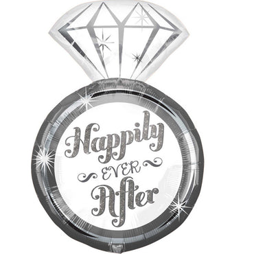 Happily Ever After Ring SuperShape 45cm x 68cm Each