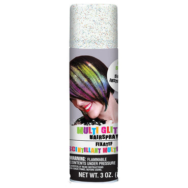 Rainbow Hair Spray   Glitter
