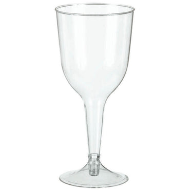 Big Party Pack Wine Glass Clear 295ml 20pk