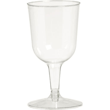 Big Party Pack Wine Glasses Clear 32pk