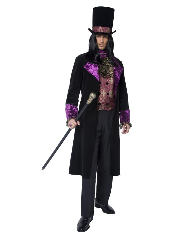 Mens Costume - The Gothic Count