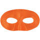 Orange Super Hero Mask - Party Savers