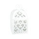 White Lantern Paper Favor Box 50pk - Party Savers