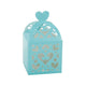 Robin Egg Lantern Paper Favor Box 50pk - Party Savers