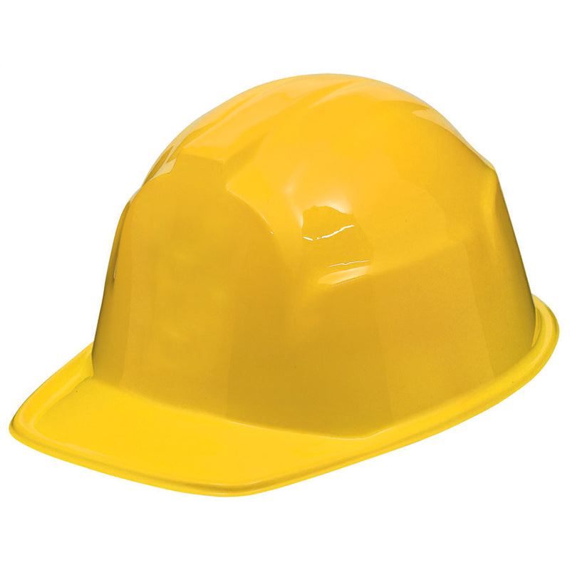 Yellow Construction Hat - Party Savers