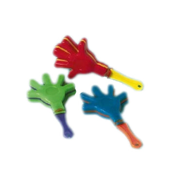 Mini Hand Clappers 12pk