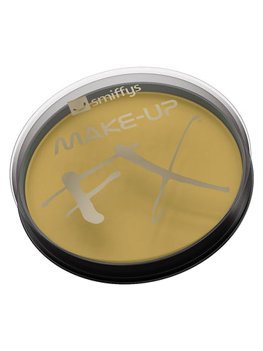 Metallic Gold Smiffys Make-Up FX 16ml