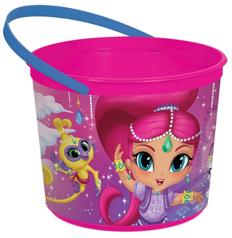 Shimmer and Shine Favor Container - Party Savers