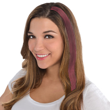 Burgundy Hair Extensions
