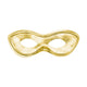 Gold Super Hero Mask - Party Savers