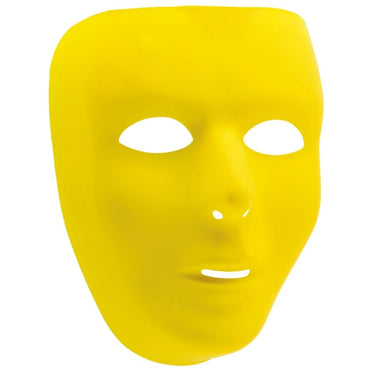 yellow-full-face-mask