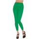 Green Footless Tights - Party Savers