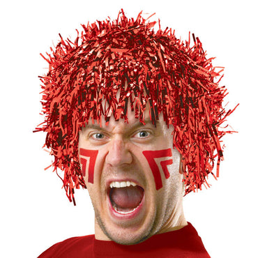 Red Fun Wig - Party Savers
