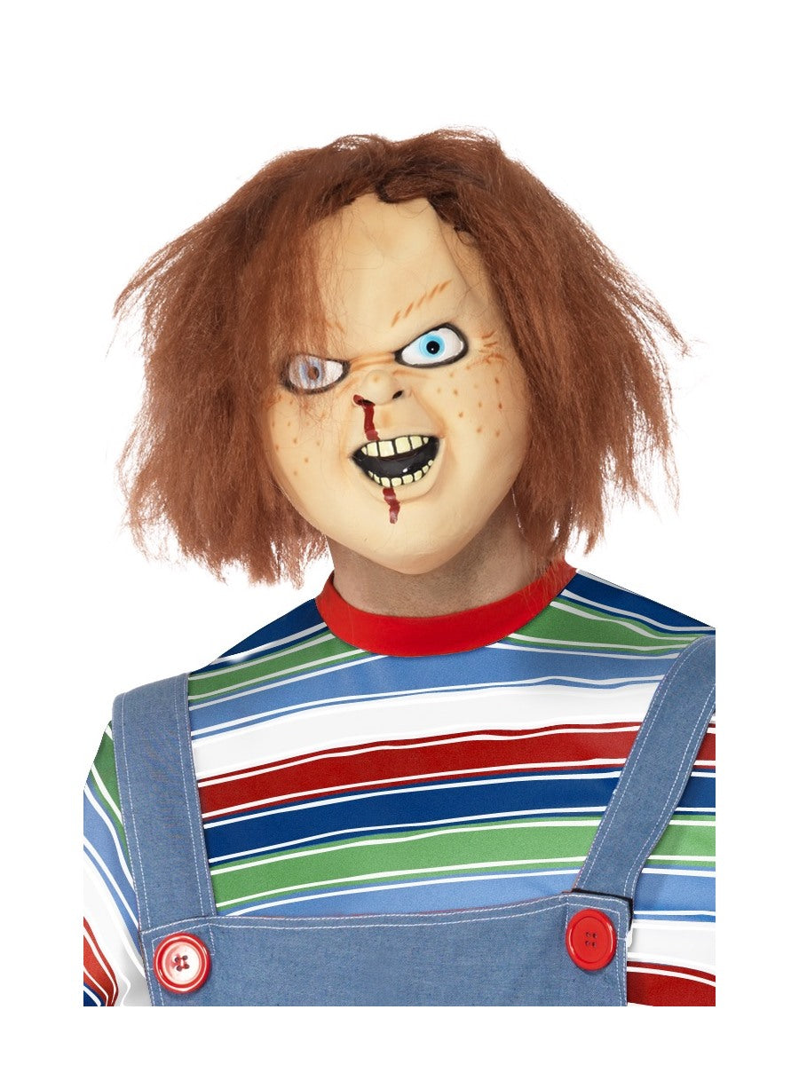Chucky Latex Mask - Party Savers