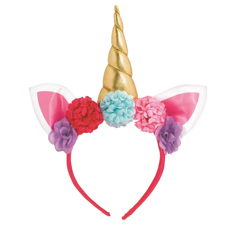 Magical Unicorn Deluxe Headband - Party Savers