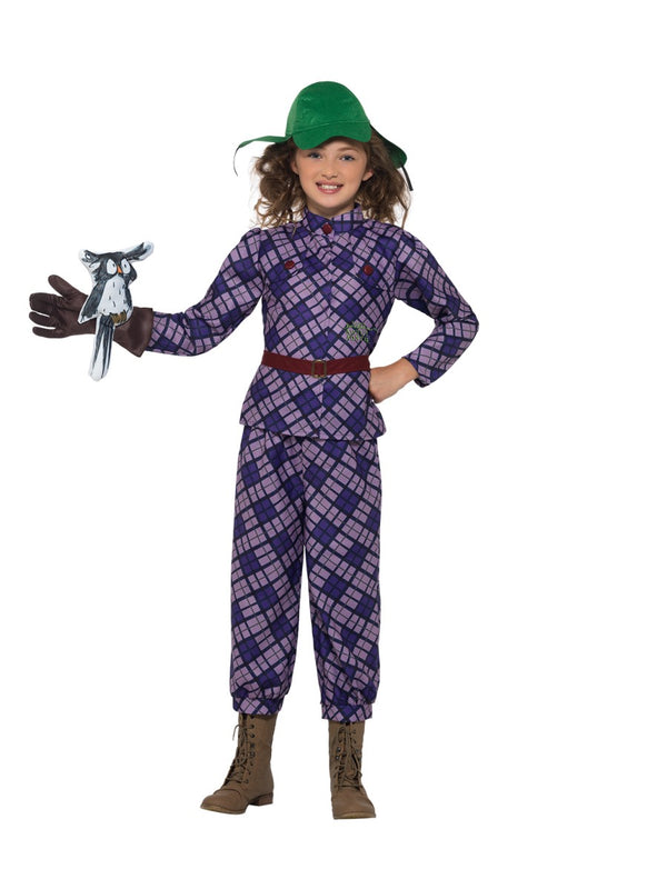 Girls Costume - David Walliams Awful Auntie