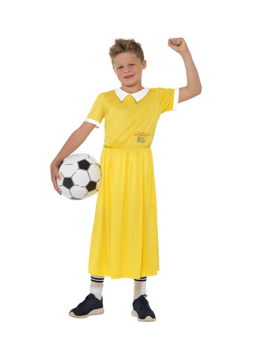 Boys Costume - David Walliams The Boy in the Dress