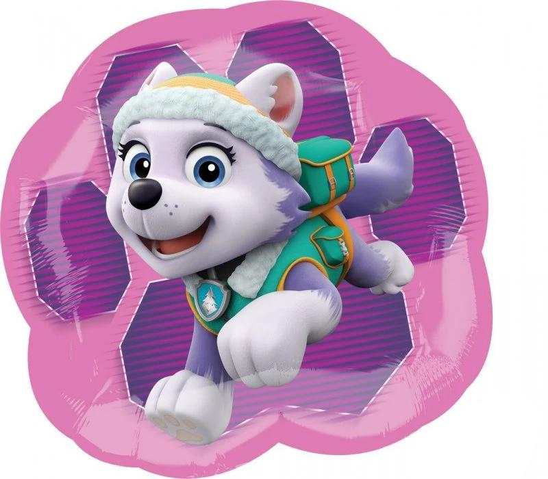 Paw Patrol Girls SuperShape Balloon 63cm x 58cm