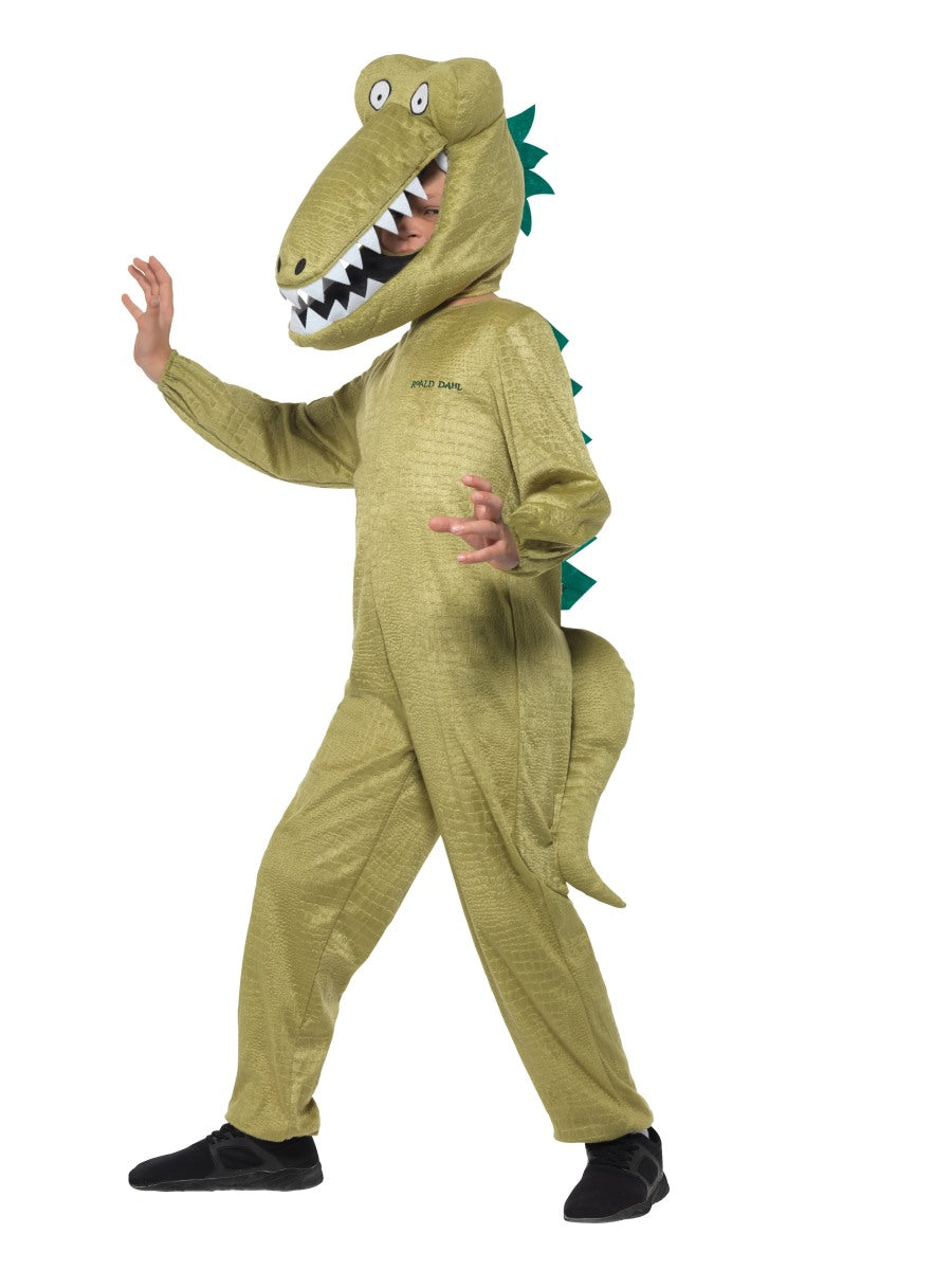 Boys Costume - Roald Dahl Enormous Crocodile