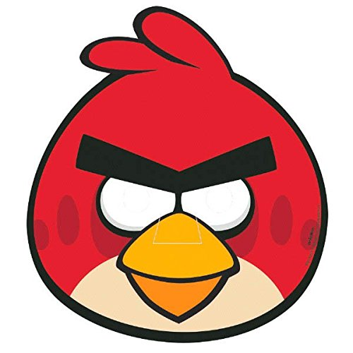 Angry Birds Mask