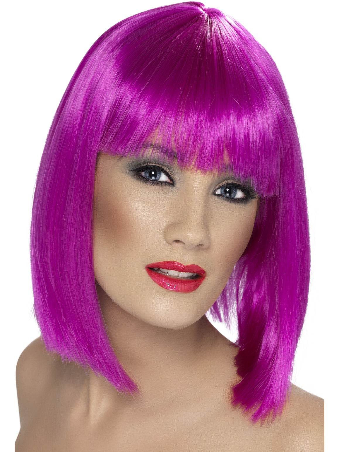 Purple Glam Wig - Party Savers