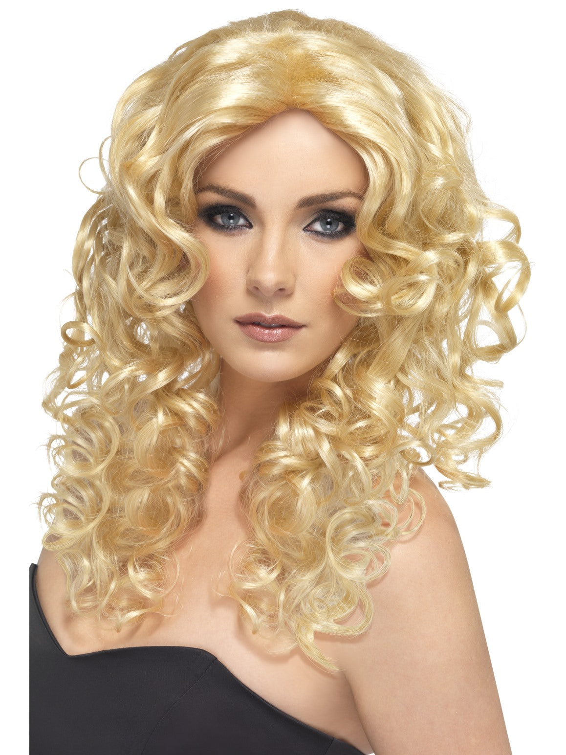 Blonde Glamour Wig - Party Savers