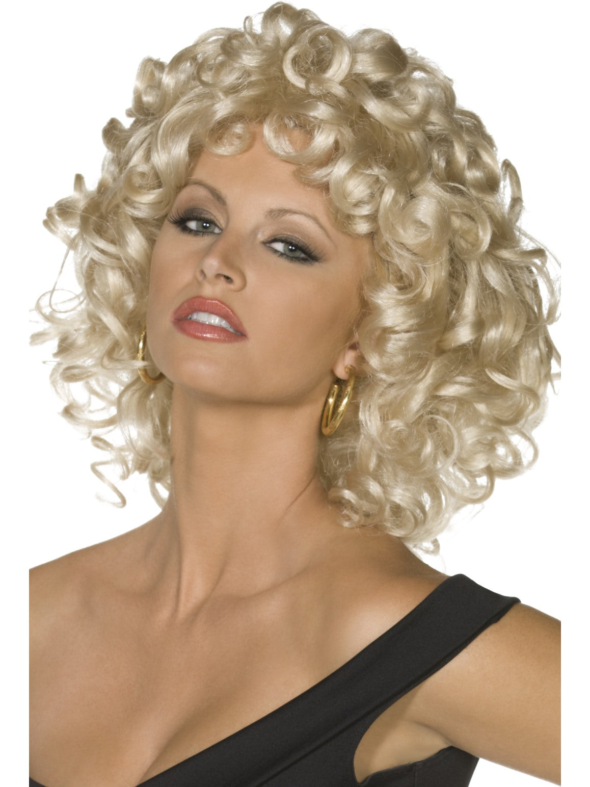 Blonde Grease Sandy Last Scene Wig - Party Savers