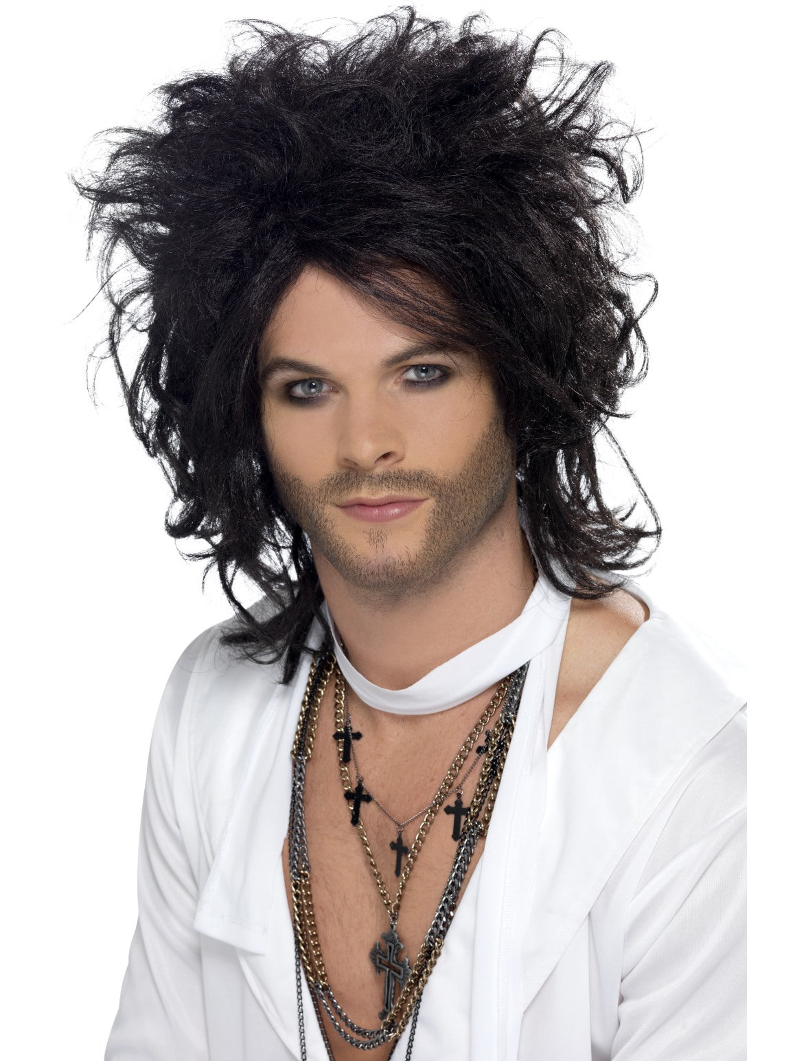 Russel Brand Sex God Wig
