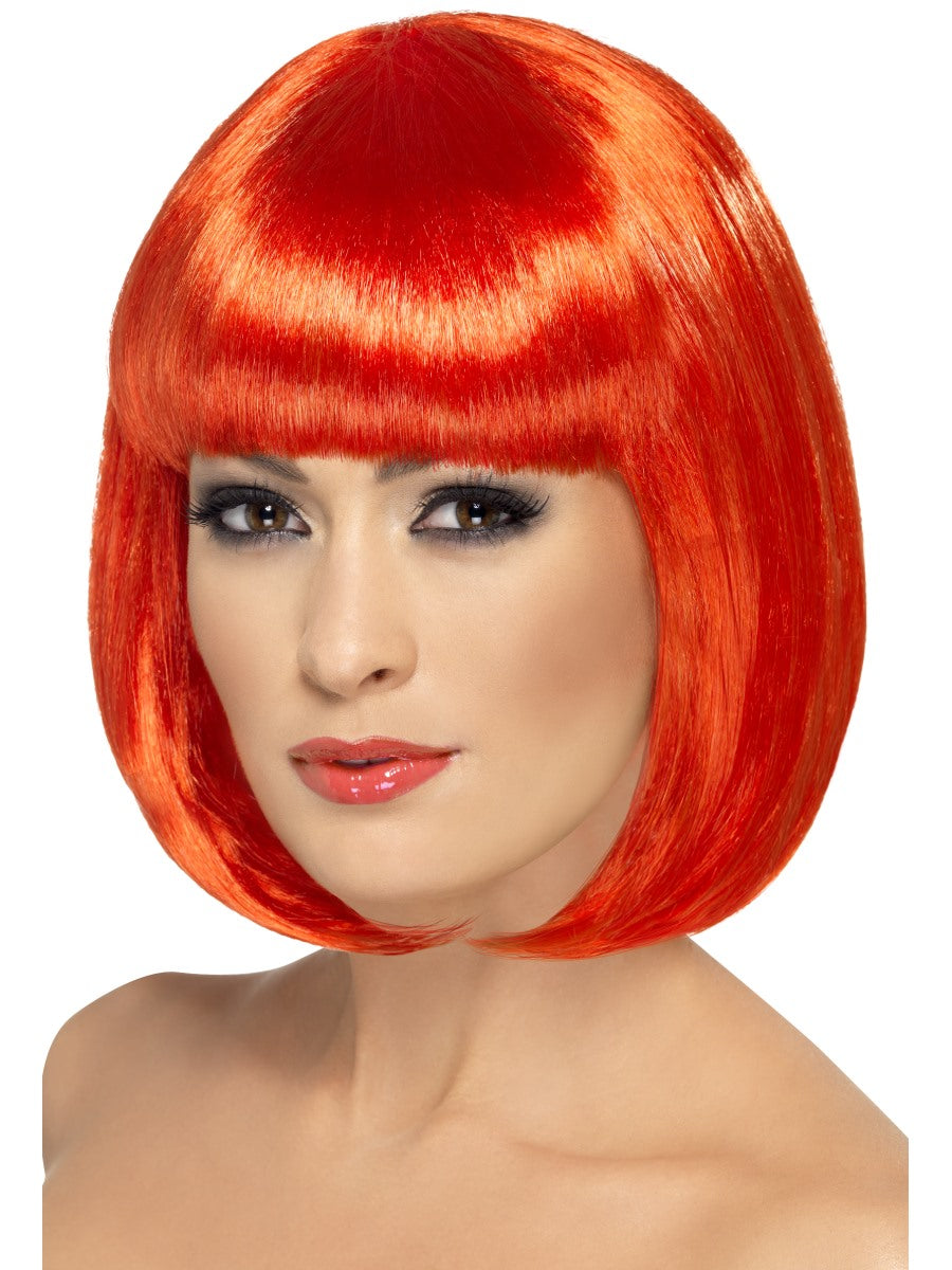 Red Partyrama Wig - Party Savers